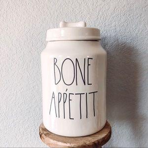 Rae Dunn Bone Appetit Canister